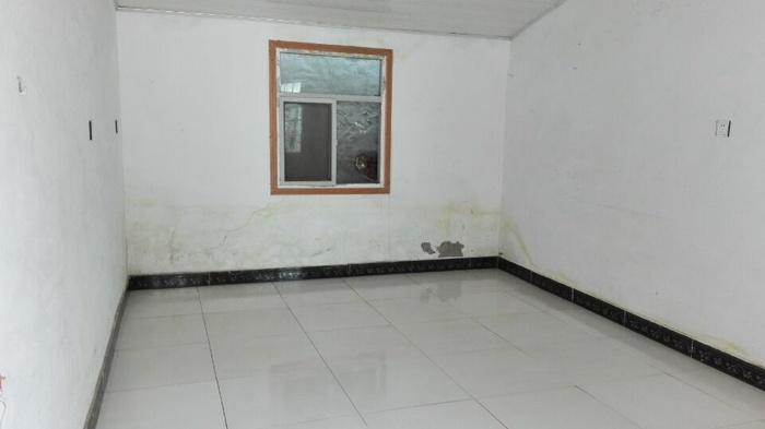 两层楼房均是三室一厅一卫一厨  有院子和三间平房  全部装修,地板砖